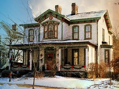 Winterhouse (e r j k . a m e r j k a) Tags: winter house pennsylvania january explore allegheny abode sewickley i79pa glenosborne upperohiovalley pa65 erjkprunczyk