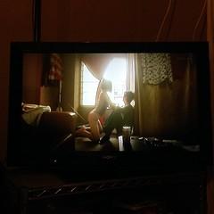 MXで名作青春映画、気球クラブその後、やってる。。いいやん、、川村ゆきえ、永作博美、、。奇しくも園子温!  #jdgmovie