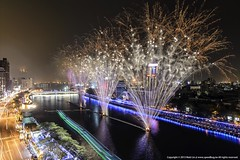 2014 Kaohsiung Lantern Festival Fireworks (speedbug) Tags: fireworks firework     2014