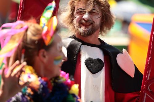 Santa Parade Auckland 2013