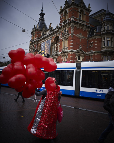 International Condom Day 2014: Amsterdam
