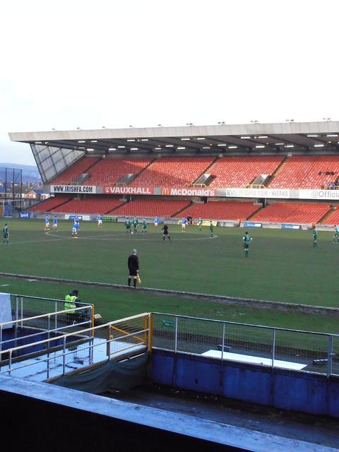Thumbnail for Linfield 6-0 Ballinamallard United