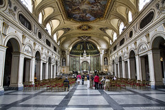 """Basilica di Santa Cecilia in Trastevere • <a style=""""font-size:0.8em;"""" href=""""http://www.flickr.com/photos/89679026@N00/13804977013/"""" target=""""_blank"""">View on Flickr</a>"""