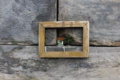 Unbekannter Künstler (duesentrieb) Tags: sculpture art germany deutschland miniature kunst hannover hanover miniatur niedersachsen lowersaxony leineufer bildhauerei tumblr