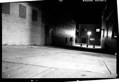 Hawker shops.jpg (The Dent.) Tags: blackandwhite film fuji 6x9 canberra act hawkershop gwproii