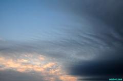 SpringtimeClouds (mcshots) Tags: california sky usa beach nature clouds evening coast skies cloudy stock socal mcshots southbay springtime losangelescounty