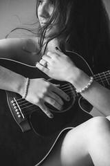 Sings so soft as if she'll break. (alibubba) Tags: blackandwhite bw musician woman sexy lady nude lyrics wind guitar song feminine sensual mysterious boudoir emotional classy reginaspektor blowinghair singssosoftasifshellbreak icansingthissongsobluethatyouwillcryinspiteofyou
