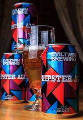 Evil Twin - Hipster Ale (John C. Murphy) Tags: beer ale paleale americanpaleale