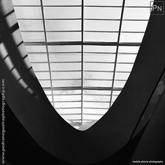 Inside the mothership I (Pedro Nogueira Photography) Tags: architecture photography arquitectura mobilephone telemóvel iphone5 iphoneography pedronogueira pedronogueiraphotography