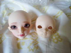 Two packages (~Akara~) Tags: love outfit little head faceplate mini full event wig sarang package fairyland rin fee 2014 mnf ltf fullset minifee fullpackage littlefee