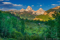 Teton Spring (James Neeley) Tags: mountains landscape westside grandtetons tetons tetoncanyon jamesneeley