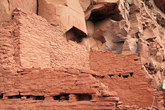 Dwellings 2 (mlckeeperkeeper) Tags: arizona southwest ruins honeymoon desert paintings sedona nativeamerican caves