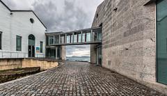 Museo del mar (Perurena) Tags: sea museum mar edificios museo acuario vigo ciencia exposicion naves museodelmar alcabre aceanoatlantico