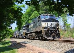Coal Hauler (JayLev) Tags: train ns coal norfolksouthern