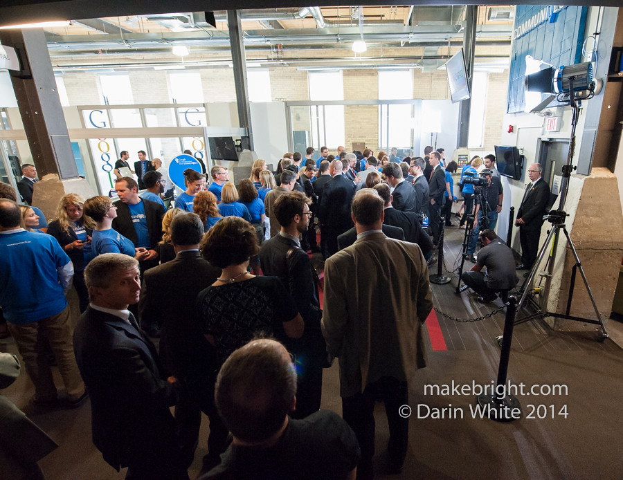 Prime Minister at Communitech - June 2014 143