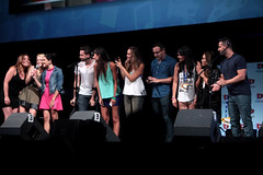 YouTubers (Gage Skidmore) Tags: california speed project michael seth nation center joe southern convention maxwell anaheim thirst buckley alli taryn 2014 youtube vidcon