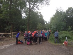 An Excited Millais DofE Group Can't Wait to Start!