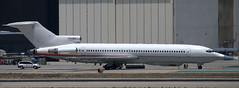 Boeing 727 N289MT (707-348C) Tags: california usa boeing lax raytheon testaircraft boeing727 boeing727223 b722 n289mt