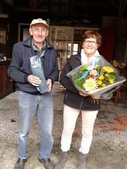 Bart en Jeanne (Achil87) Tags: bosloop hilvarenbeek achil87
