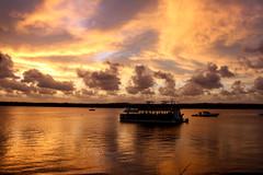 (raizaft) Tags: jacare por do sol pordosol joopessoa joo pessoa paraiba nature natureza rio river sunset