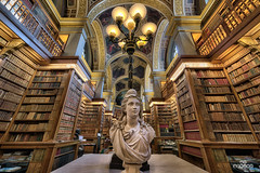 Palais Bourbon (brenac photography) Tags: brenac d810 france nikond810 brenacphotography nikon wow bourbon assembleenational hdr oloneo library bibliotheque