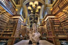 Palais Bourbon (brenac photography) Tags: brenac d810 france nikond810 brenacphotography nikon wow bourbon assembleenational hdr oloneo library bibliotheque