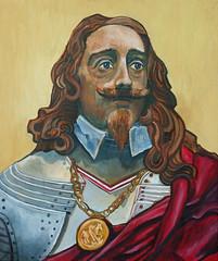 King Charles I (Fareed Suheimat) Tags: fareed suheimat charles king stuart english history oil painting art portrait