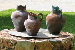 It's all empty ... (kostakai) Tags: jug pitcher jar