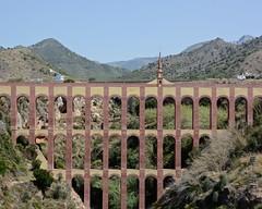 Eagle Aqueduct - road level (Grumpys Gallery) Tags: eagleaqueduct nerja maro spain acueductodelaquila