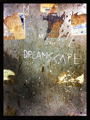 Dreamscape (Abstrakt 777) Tags: graffiti industrial photography iphone iphoneography dreamscape rave 90s nineties