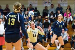 2016-10-14 Trinity VB vs Conn College - 0177 (BantamSports) Tags: 2016 bantams college conncollege connecticut d3 fall hartford nescac trinity women ncaa volleyball camels