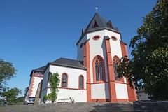 025 - Le monastère de Marienburg sur la Moselle