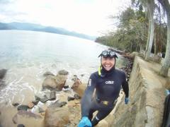 GOPR5871 (ambrogi_taubate) Tags: naturezaselvagem marinha mergulhando ubatuba sp brasil naturezamarinha fantstica apneia 10m setembro primavera 2016