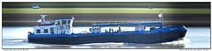Main VIII (Morthole) Tags: slitscan ship boat schip boot barge binnenvaart schiff rheinschiff mainviii liquidbarge tanker