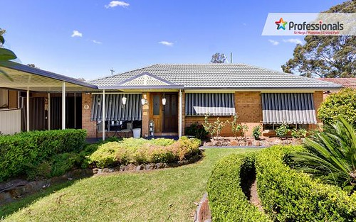 84 Kerwin Circle, Hebersham NSW 2770