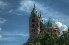 Speyer Cathedral (Kasimir) Tags: speyer dom cathedral catedral