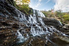 Albion Falls (vince.ng86) Tags: albion waterfall albionfalls falls fall hiking nature adventure exposure longexposure autumn