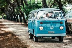 un lungo viaggio insieme a te. (Lo_straniero) Tags: fotografo matrimonio bari younesstaouil volkswagent1