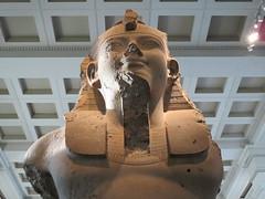 UK - London - West End - British Museum - Bust of Amenhotep III (JulesFoto) Tags: uk england london westend britishmuseum amenhotepiii ancientegypt