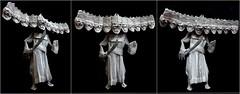 ORIGAMI - RAVANA(10-headed Demon King) !! (Neelesh K) Tags: origami ravana dashanan demon king lanka diwali dussehra 64 grids boxpleating tracing paper neelesh k super complex