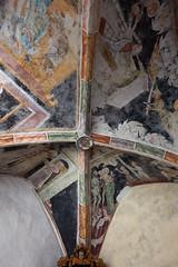 Neustift 17 (WR1965) Tags: italien sdtirol altoadige autonomeprovinzbozen neustift stiftneustift klosterneustift chorherren augustiner kreuzgang deckenfresko fesko michael pacher sptgotik