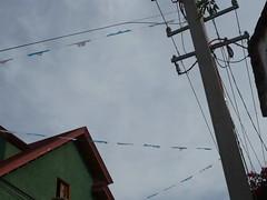 (Ponto e virgula) Tags: mexico sanmigueldeallende osfios bandeirinhas