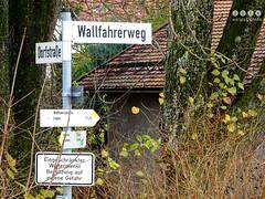 Schilder > Wegweiser/Infoschild/Strassenschild (warata) Tags: 2016 deutschland germany schilder signs wegweiser infoschild strassenschild