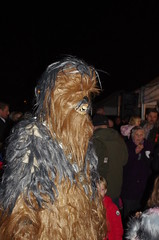 IMGP6288 (Steve Guess) Tags: xmas surrey england gb uk plough green chewbaca yeti bigfoot wookiee chewbacca