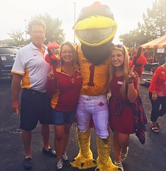Boyce Family Cyclones (Iowa State University Office of Admissions) Tags: apg weather flannel cy cyclone iowa state