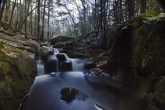 Enders State Forest. Snowy/wet day November 20, 2016. (night.letters) Tags: wideangle 10mm tamronlenses tamron snow rain seasons autumn foliage fall waterfalls waterfall natural nature connecticut riverphotography longexposure photography photo newenglandphoto newengland rivers river nikonlove nikondigital teamnikon d7200 nikond7200 nikon filter neutraldensity