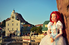 ariel missing atlantica (girl enchanted) Tags: ds disneystore disney arieldoll 2016 thelittlemermaiddoll