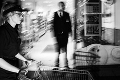 Ku'Damm - Berlin LXXXVII (Sebastian Jacobitz) Tags: street streetphotography berlin ricohgr 28mm