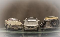 Mercedes  Shooting (Gnter Hentschel) Tags: mercedes 118 modelauto modelcar model cabrio car auto hentschel gnter flickr indoor nrw deutschland germany germania alemania allemagne europa nikon nikond5500 d5500 olldtimer