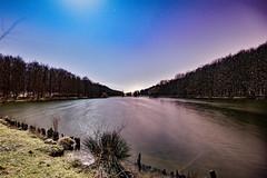 At Night (bramvanderzanden) Tags: night sky tervuren park belgium